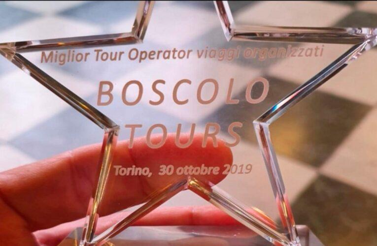 BOSCOLO TOURS premiato dai francesi