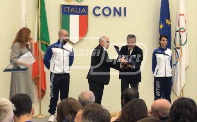 2T Sport premiata dal CONI come Fornitore Ufficiale della Nazionale FIPSAS