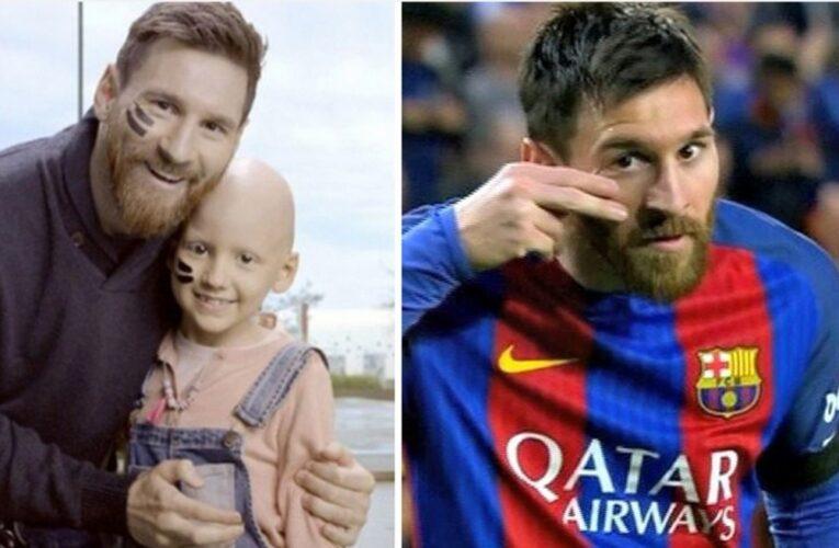 Messi costruisce il più grande ospedale d'Europa per la cura del cancro infantile