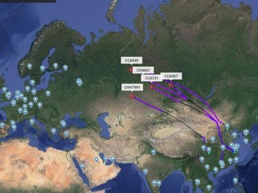 Coronavirus, l'Italia ferma i voli con la Cina, ma 5 aerei stanno arrivando a Roma e Milano