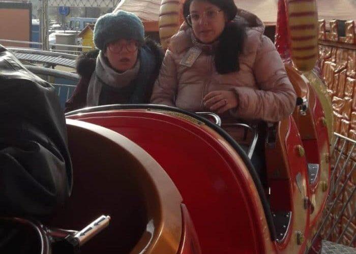 Terni, giostre gratis ai ragazzi con disabilità: l'iniziativa dei gestori del Luna Park