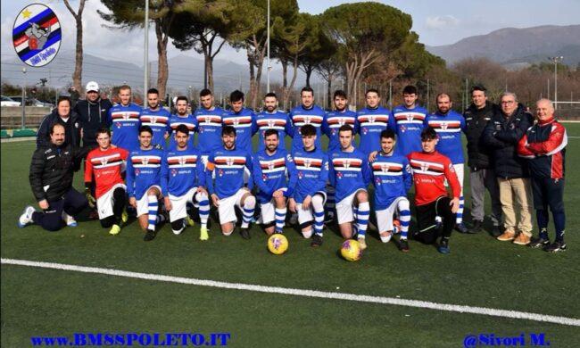 Bm8 Spoleto verso la finale di I Categoria Coppa Primavera