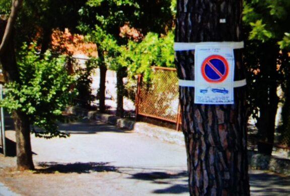 A Terni il consigliere Comunale Rossi chiede la mappatura di tutti i cartelli stradali deteriorati.