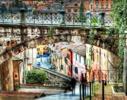 L'acquedotto di Perugia, nascita ed evoluzione.