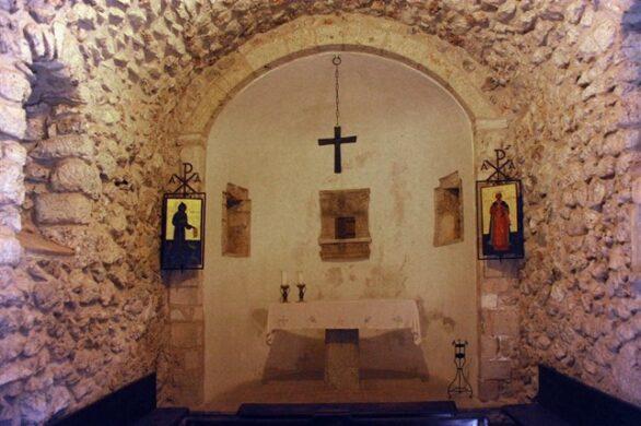 Il Santuario di San Francesco in Monteluco di Spoleto
