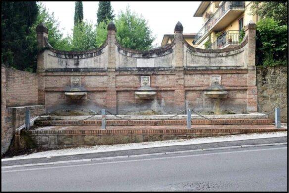 La Fonte di San Francesco vince il concorso  ArtBonus per il restauro liberale del Patrimonio pubblico.