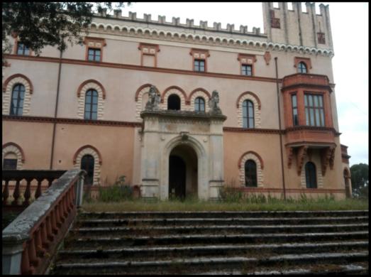 All'asta il Castello Gallenga-Stuart di Perugia, dimora storica di Gabriele D'Annunzio.
