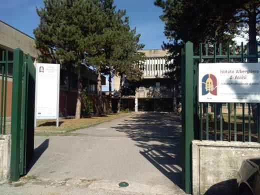 Si aprono le porte dei nuovi laboratori di enogastronomia, ricevimento e ristorazione dell'Istituto Alberghiero di Assisi