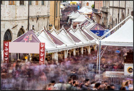 Eurochocolate 2021: dal 15 al 24 Ottobre presso la nuova location di Bastia Umbra